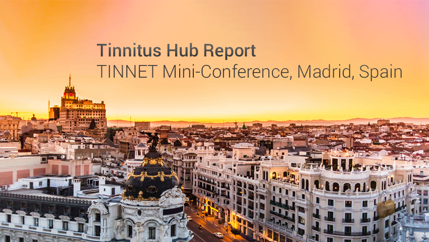 TINNET Mini-Conference in Madrid 2017