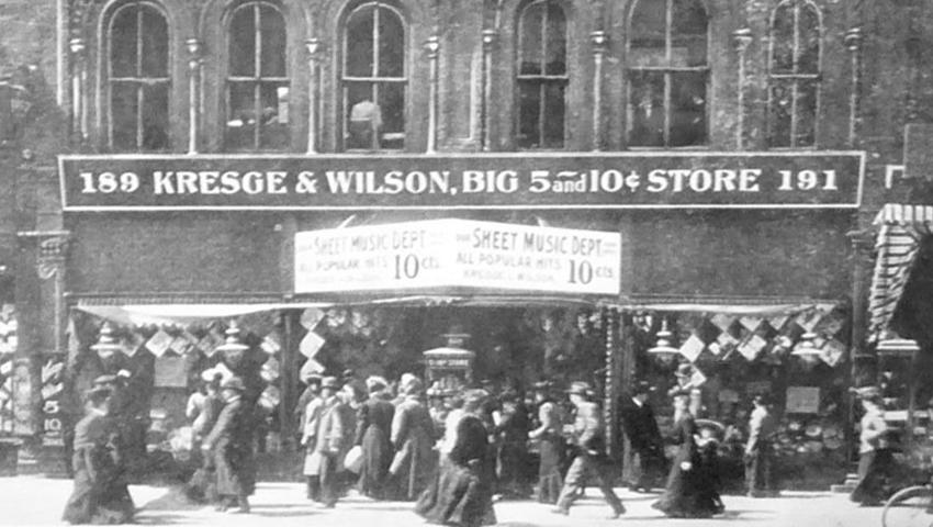 Kresge & Wilson Store