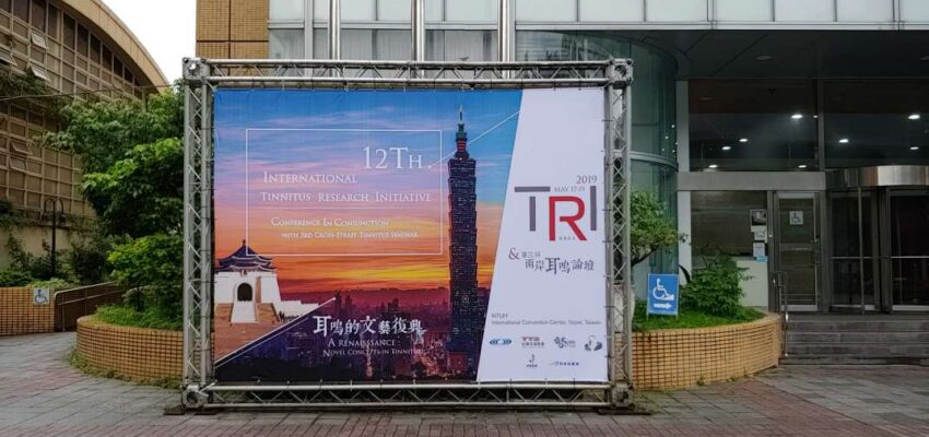 #TRI2019 Tinnitus Research Initiative Conference