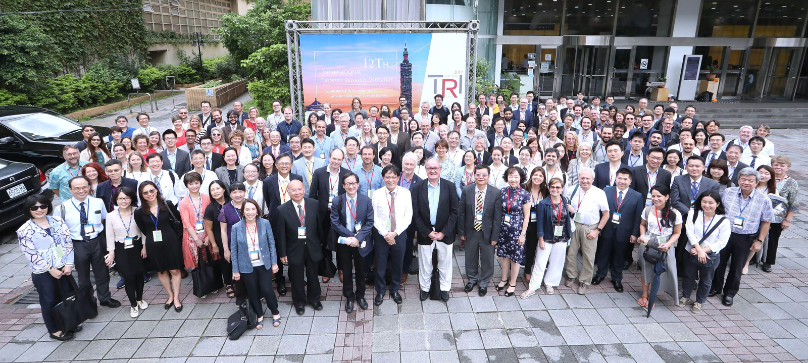 TRI 2019 Tinnitus Research Initiative Taipei